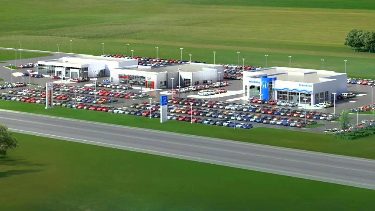 Honda nissan volkswagen opening soon in north bismarck for Bismarck motor company bismarck nd