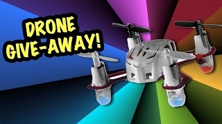 Quadcopter Drone Giveaway - Hubsan H111 Q4
