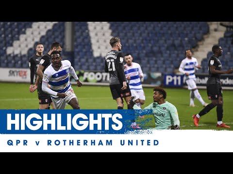 QPR Rotherham Goals And Highlights