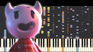 SomeThingElseYT - Help - NPT Music Remix - Piano Cover