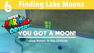 Mario Odyssey Part 6-Finding Lake Moons