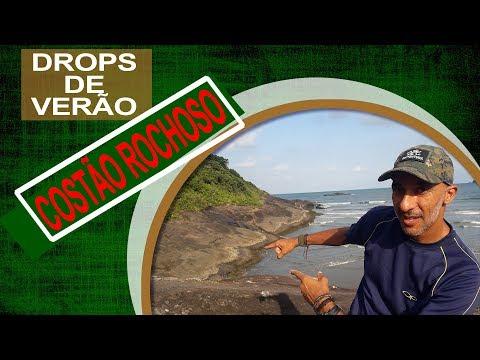 COSTÃO ROCHOSO - DROPS DE VERÃO