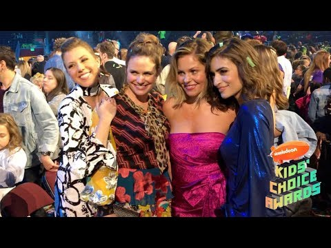 Fuller House at the Kids' Choice Awards