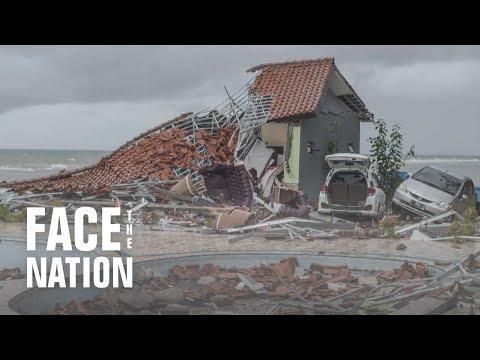 Tsunami in Indonesia kills over 220