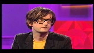 Jarvis Cocker interview - Friday Night With Jonathan Ross (2001)