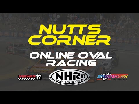 Round 4 - Nutts Corner - Online Oval Racing