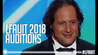 Omar Hasan | Auditions | France's got talent 2018