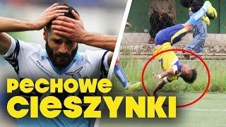Najbardziej Pechowe Cieszynki w Historii Futbolu
