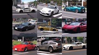 年末締めくくりまとめ動画3弾 青山のスポーツカースーパーカーです。殆...