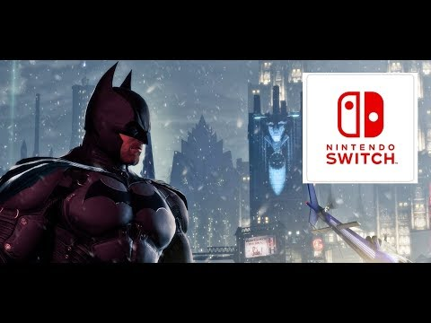 WB Games Montreal New AAA Title Heading To Nintendo Switch???