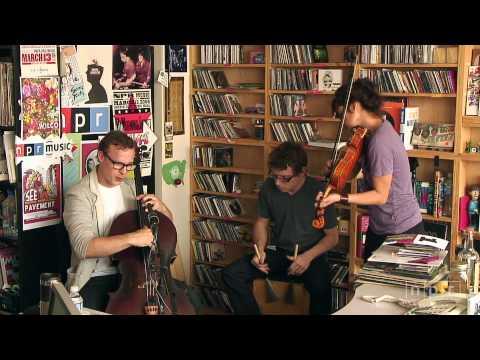 Ben Sollee: NPR Music Tiny Desk Concert