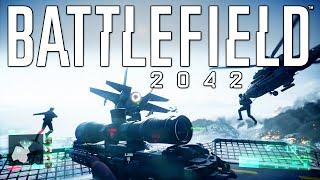 Battlefield 2042 NEW Gameplay
