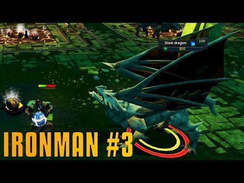 RuneScape: Upgrading Gear! - Ironman Progress #3
