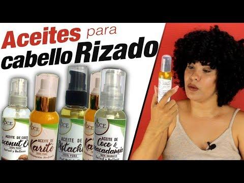 El para aceite cabello rizado jojoba de