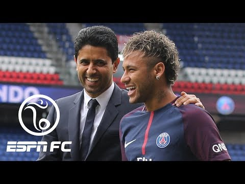 PSG Chairman Relaxed Over World Record Deal For 'World's Best' Neymar | ESPN FC