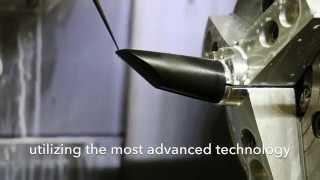 Behn Mouthpieces CNC Production