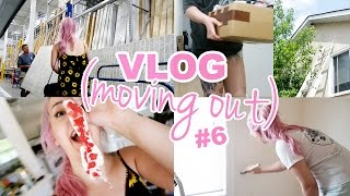 Vlog #6 - MOVING OUT! New House, Ikea +  Packing! | by tashaleelyn