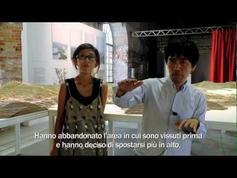 Biennale Architettura 2012 - Kazuyo Sejima - Ryue Nishizawa