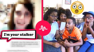 Reading Fans Musical.ly DMs and COMMENTS!