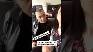 Yasemin Sakallıoğlu Oktay Kaynarca ile Röportaj Yapıyor