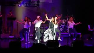 "MORISSETTE AMON LIVE IN VANCOUVER Phoenix Rising Tour, Performing Her New Hit Single ""Panaginip"""