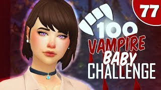 NEW GENERATION!!! | EP. 77 | The Sims 4: 100 Vampire Baby Challenge