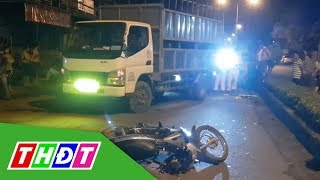 Tai nạn tại Bình Phước, 2 người tử vong | THDT