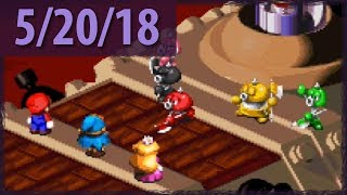 SUPER MARIO RPG (eggpocalypse) ⫽ BarryIsStreaming