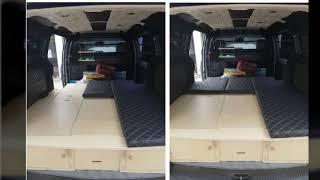 '캠핑대장 팔라스' 스타렉스 3밴 침상키트용 매트리스(…