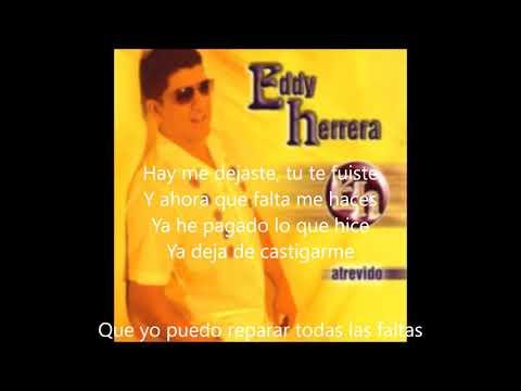 Volvamos - Eddy Herrera Letra