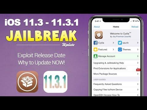 iOS 11.3.1 Jailbreak Exploit Being Released Tomorrow! Why You Should Update NOW! | JBU 55