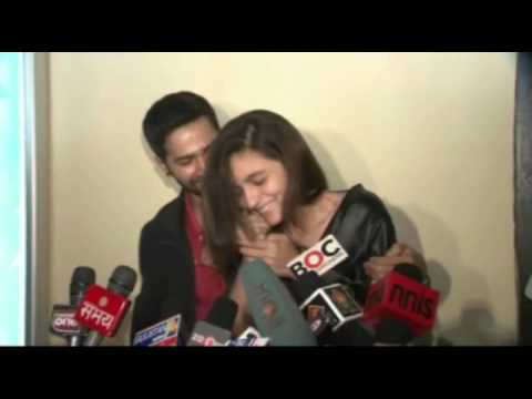 Aalia Bhatt & Varun Dhawan have a very cute & funny chemistry : lovely interview