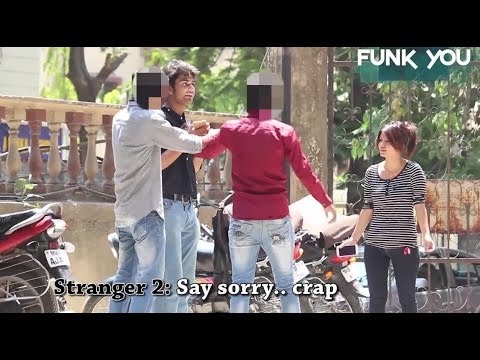 GENDER EQUALITY Social Experiment (Prank in India)