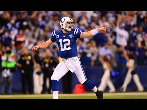 Indianapolis Colts at Kansas City Chiefs Playoff Hype