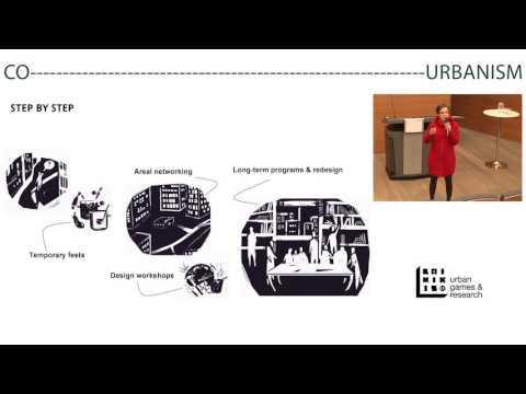CO-Urbanism 2017: Aleksandra Nenko (Arts4City, St.Petersburg)