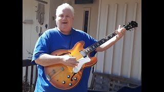 Jim Miller - Guitar Stories on Jim's Porch - Russell OH 3/12/21
