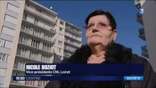 Logements vacants à Montargis