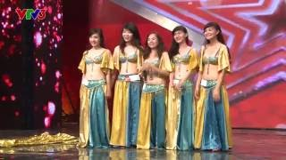 vietnams got talent 2014 - cang nhieu cang it - tap 03 - mua bung