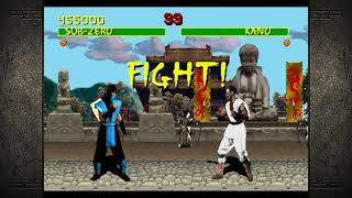 Mortal Kombat 1 (MK Arcade Kollection) - played with Xbox ONE controller