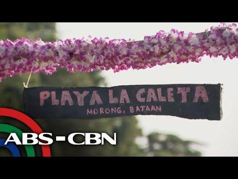 Rated K: Pangmalakasang G sa Playa La Caleta sa Morong, Bataan