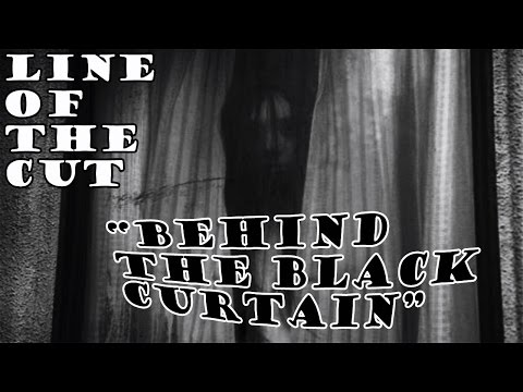 LINE OF THE CUT - Behind The Black Curtain