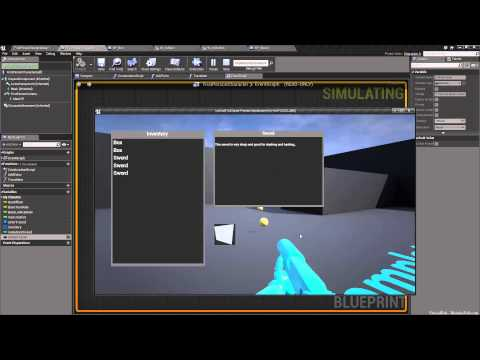 How To Make A Crafting System In Unreal Engine