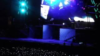 Femme Fatale Tour - Rio de Janeiro - Intro + Hold It Against Me