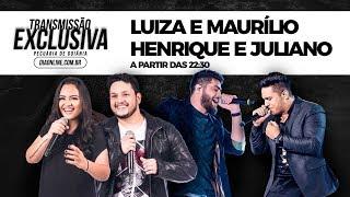 Baixar Ao vivo: Henrique e Juliano e Luiza e Maurílio na Pecuária de Goiânia