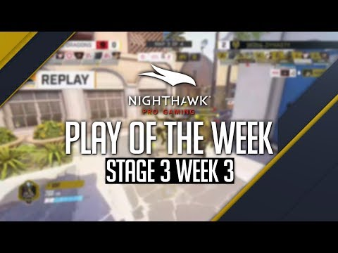 Stage 3 Week 3 Nighthawk Pro Gaming Play of the Week [Seoul Dynasty]