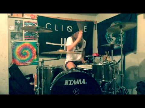 twenty one pilots- Tear In My Heart [drum cover]