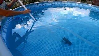 видео Солнечный коллектор для бассейна принцип работы  и уход