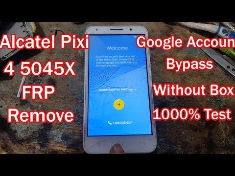 Alcatel Pixi 4_5_4g 5045T MT6735 Tested Scatter Flash File