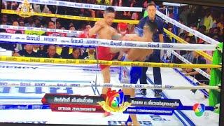มวยไทย7สี สิทธิศักดิ์ VS สิบแสน อาทิตย์ 14 เมษายน 2562