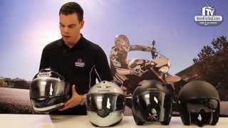 Motorhelmen vergelijking - MotorKledingCenterTV